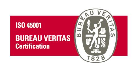 BV Certification 45001