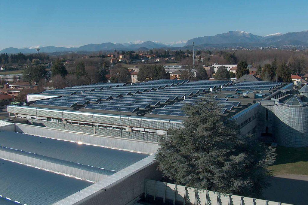Ratti impiannti fotovoltaici